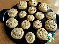 Плюшки на картофельном тесте ингредиенты