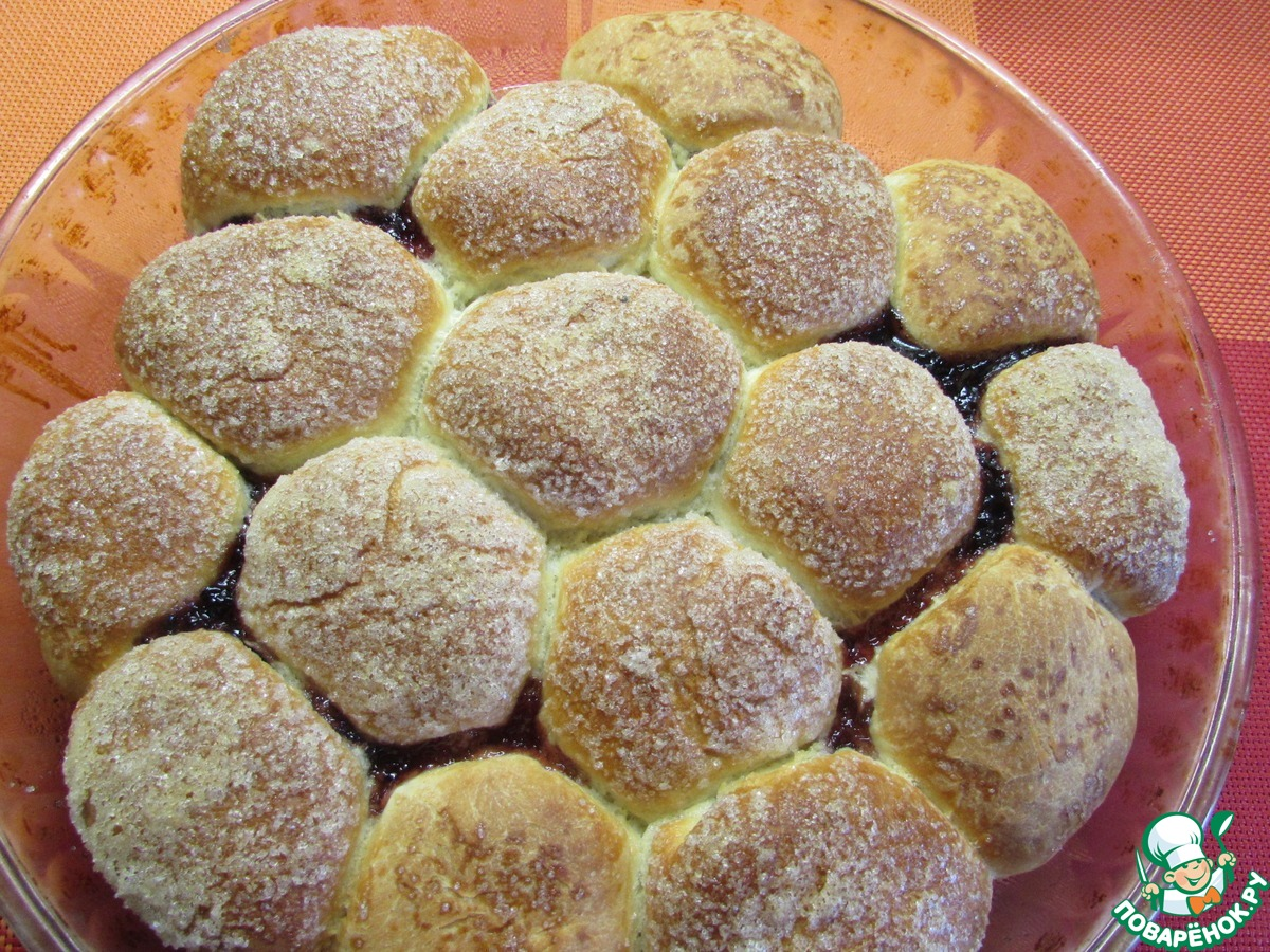 Пирог дружная семейка рецепт с фото пошагово в домашних условиях