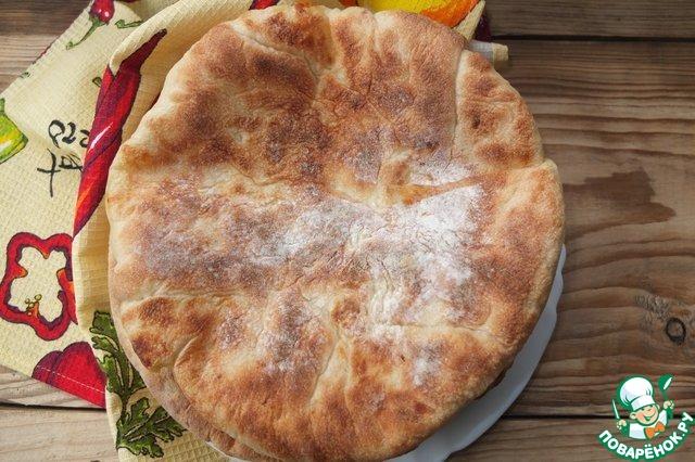 Хачапури по аджарски пошаговый рецепт поваренок
