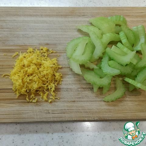 сельдерей с лимоном от диабета