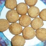 Постное печенье из варенья