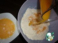 Итальянское апельсиновое печенье ингредиенты