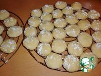 Итальянское лимонное печенье ингредиенты