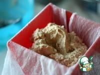 Карамельная творожная пасха ингредиенты