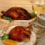 Острая курица в пряном маринаде
