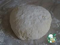 Дрожжевое тесто на кипятке ингредиенты