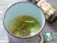 Чесночный соус Пикантный ингредиенты