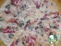 Очень быстрая пицца ингредиенты
