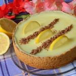 Сливочный маковый пирог