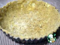 Сливовый тарт с франжипаном из грецких орехов ингредиенты