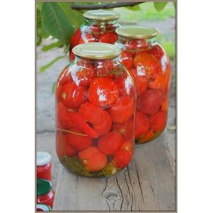 """Консервированные помидоры """"Чуйские"""""""