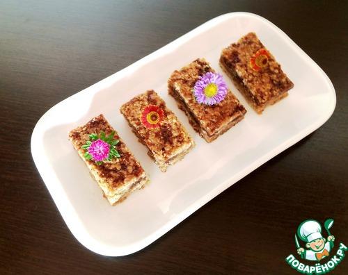 """Испанские пирожные """"Кармелитас"""""""