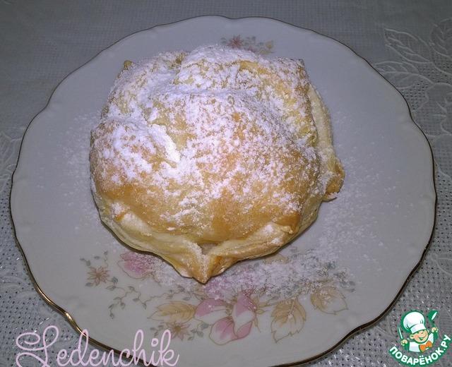 Рецепт крема для заварного пирожного в домашних условиях