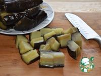 Баклажанный салат с капустой на зиму ингредиенты