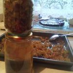 Цукаты и сироп из арбузных корок