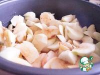 Острый яблочный соус ингредиенты