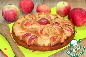 Мой идеальный яблочный пирог
