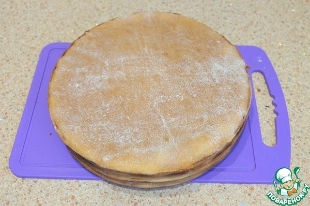 Чудо торт домашний рецепт с пошагово