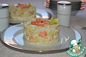экзотика салат рецепт