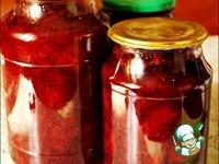 Варенье в мультиварке без сахара ингредиенты