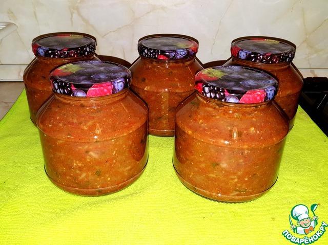 Заготовки супы на зиму рецепты