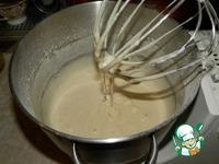 Пышные пирожные ингредиенты