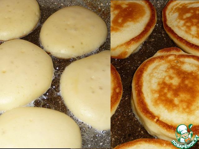 Рецепт оладий с фото пошагово