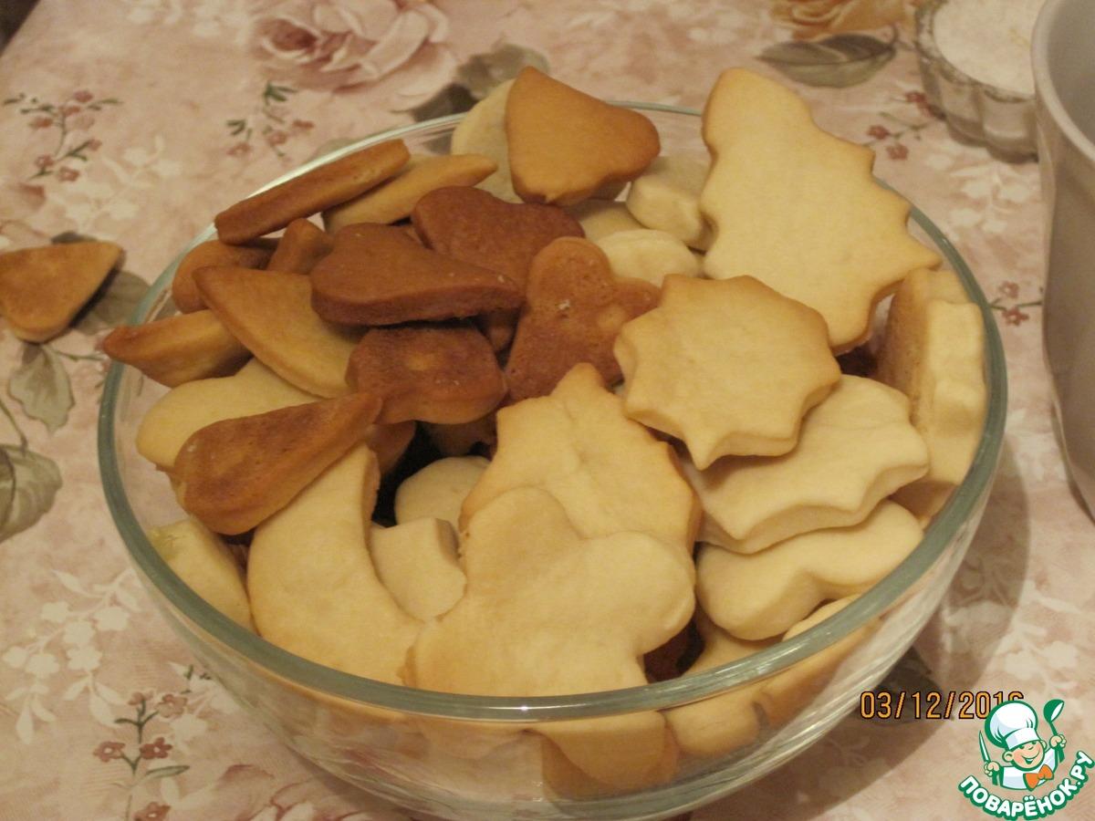 Печенье своими руками на сковороде 167