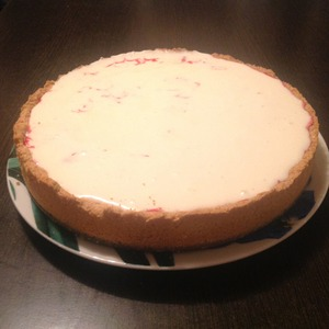 Десерт с брусникой рецепт 107