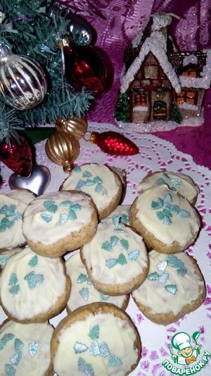 """Печенье """"Новогоднее"""""""