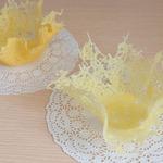 Сырные корзиночки для салатов