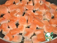 """Салат из рыбы """"Секрет"""" ингредиенты"""