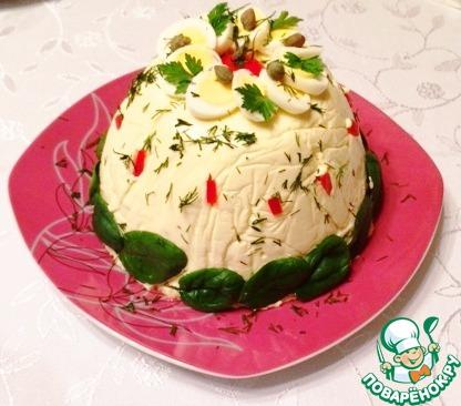 Рецепты простых салатов на праздничный стол фото