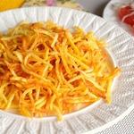 Картофель пай с чесночным ароматом