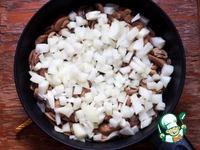 Грибной жульен на сковороде ингредиенты