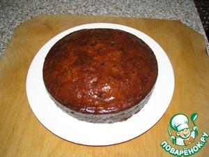 Простой пирог со сливами фото рецепты