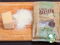 Мидии с сырно-чесночным соусом ингредиенты