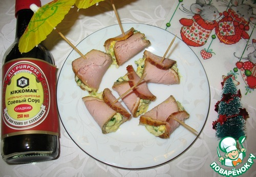 рецепт вкусных закусок с фото Метки вто второй
