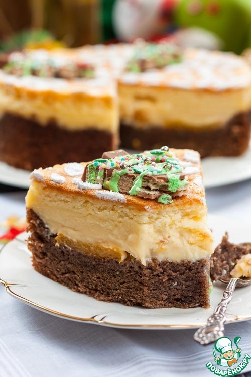 """Сырный торт """"Бельфор"""""""
