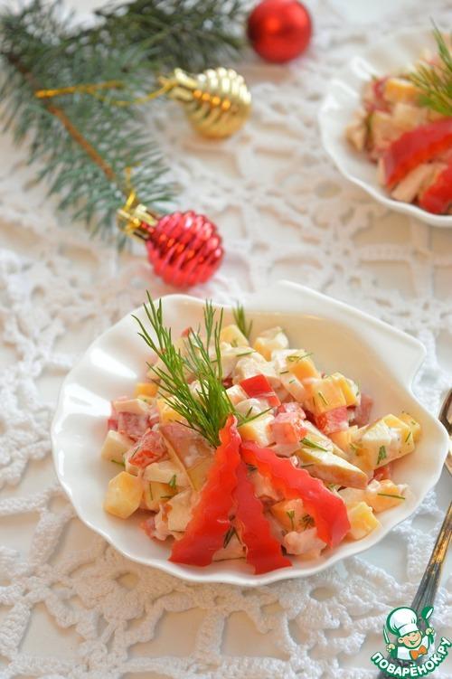 Поваренок ру кулинарные рецепты с фото салаты