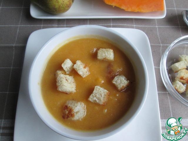 Суп пюре поваренок