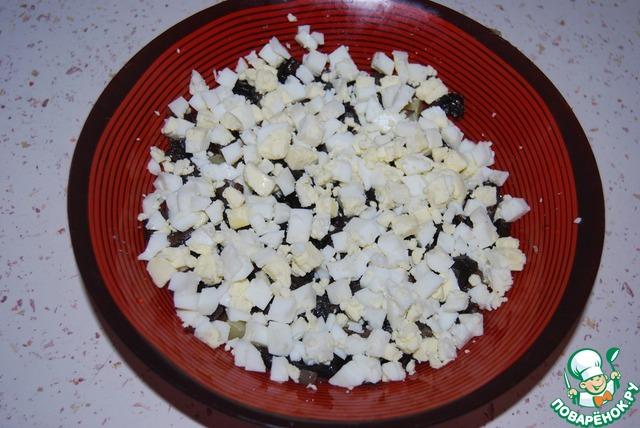 салат беловежский рецепт с фото