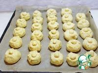 Мини-пирожки с курицей и рисом ингредиенты