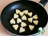 """Канапе """"Два сыра"""" ингредиенты"""