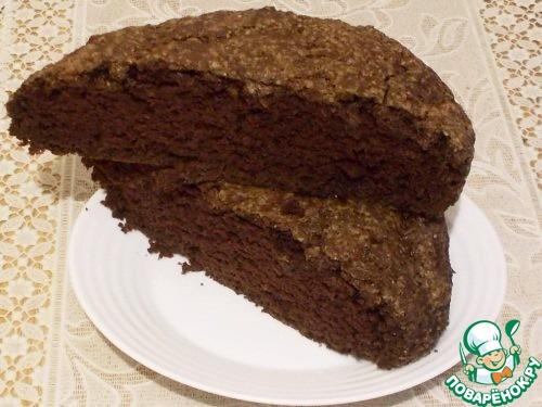 Рецепт пирога с какао порошком с фото