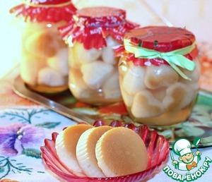 Рецепт: Консервированные кексы в ромовом сиропе