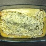 Форель, запеченная под сливочным соусом