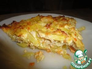 рецепт капуста с картошкой и с фаршем