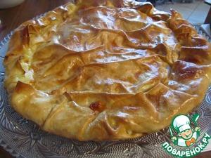 рецепт сабурани с фото