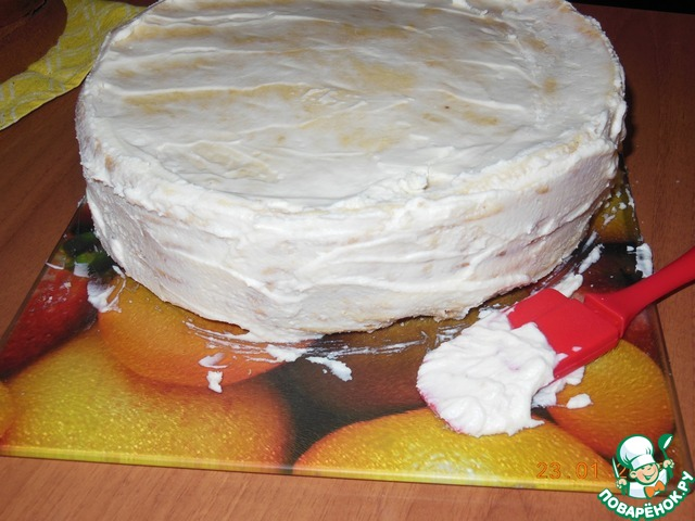 Торт штефания рецепт с фото